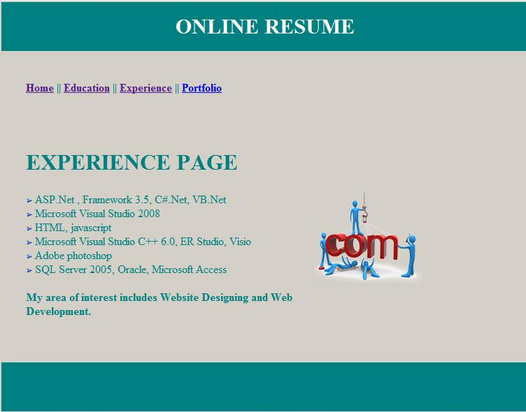 CIS363A Lab 1 - Experience