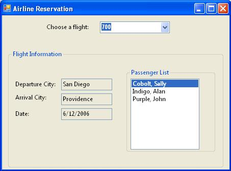 screenshot_airlineReservation