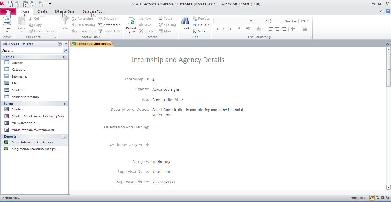 Screenshot_2nd_deliverable_SingleInternshipAndAgencyReport
