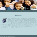 Milestone 4: Admission Page