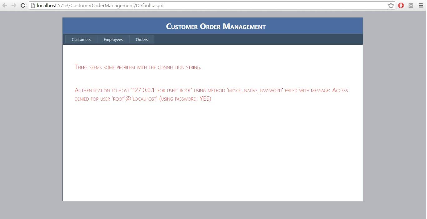 Week5 CourseProj.: UnsuccessfulConnection